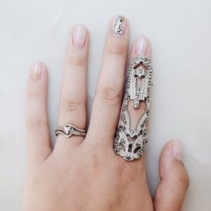 Full Finger Ring
